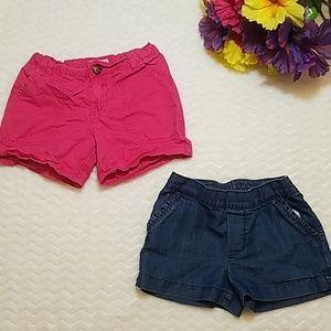 Carter's Bottoms - Size 5 girls shorts
